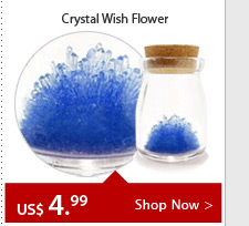 Crystal Wish Flower