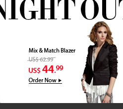 Mix & Match Blazer