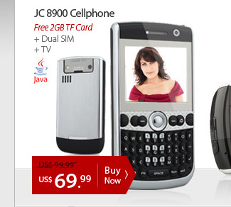 JC 8900 Cellphone