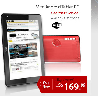 iMito Android Tablet PC