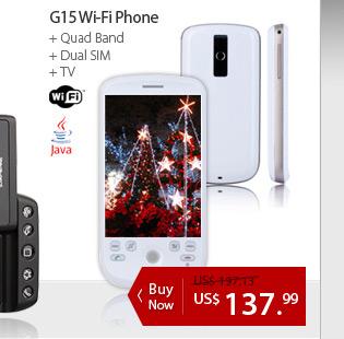 G15 Wi-Fi Phone