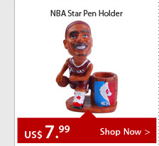 NBA Star Pen Holder
