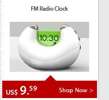 FM Radio Clock