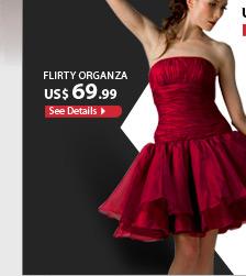 Flirty Organza