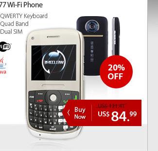 E77 Wi-Fi Phone