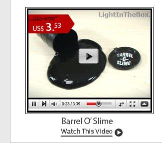 Barrel 'O Slime