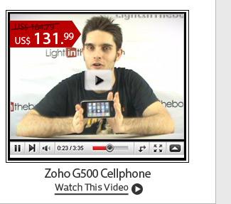 Zoho G500 Cellphone