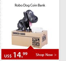 Robo Dog Coin Bank