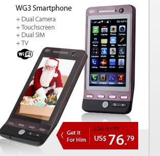 WG3 Smartphone