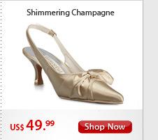 Shimmering Champagne