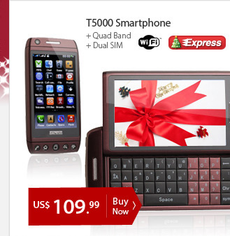 T5000 Smartphone