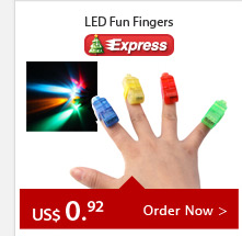 LED Fun Fingers
