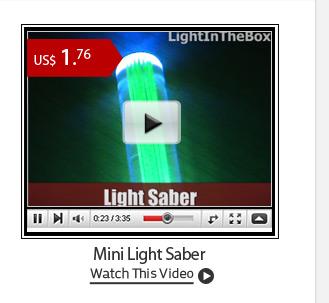 Mini Light Saber