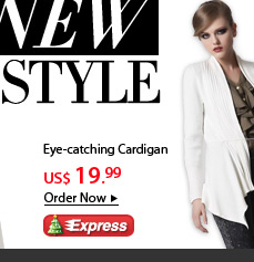 Eye-catching Cardigan
