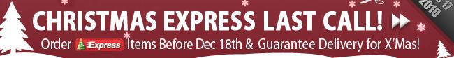 Christmas Express: Last Call!