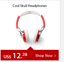 Cool Skull Headphones