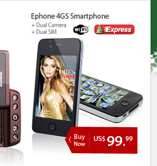 Ephone 4GS Smartphone