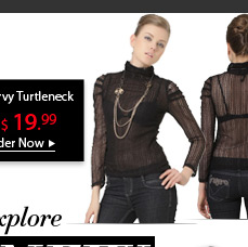 Curvy Turtleneck