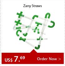 Zany Straws