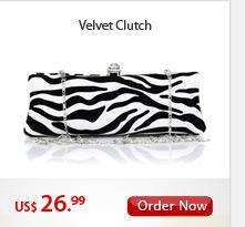 Velvet Clutch
