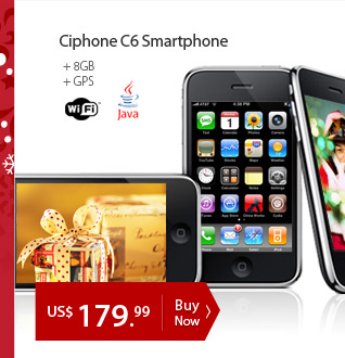Ciphone C6 Smartphone
