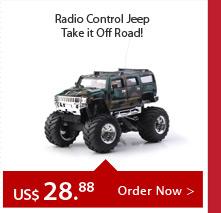 Radio Control Jeep