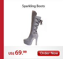 Sparking Boots