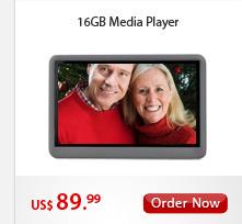 16GB Media Player