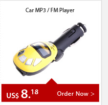 Car MP3/FM Player