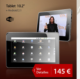 Tablet  10.2""