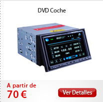 DVD Coche GPS