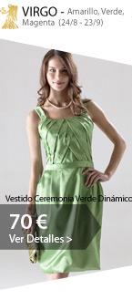 VIRGO: Amarillo, Verde, Magenta
