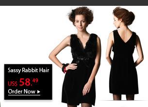 Sassy Rabbit Hair