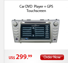 Car DVD  Player + GPS