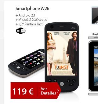 Smartphone W26