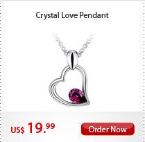 Crystal Love Pendant