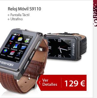 Reloj Móvil S9110