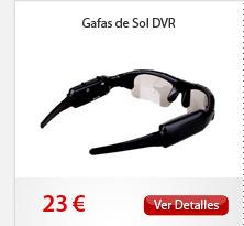 Gafas de Sol DVR