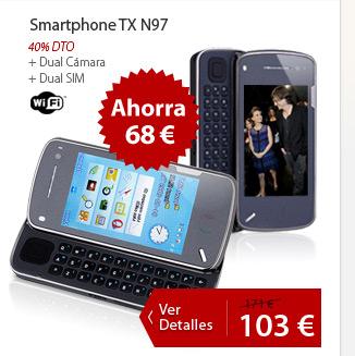 Smartphone TX N97
