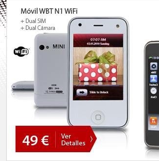 Móvil WBT N1 WiFi