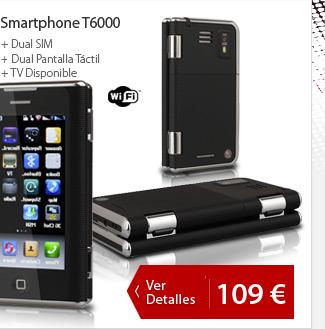 Smartphone T6000