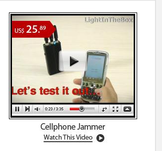 Cellphone Jammer