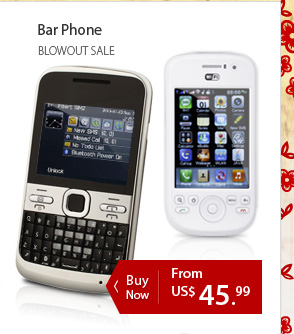 Bar Phone Special