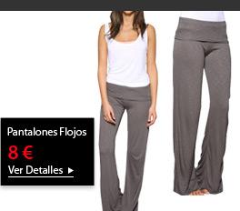 Pantalones Flojos