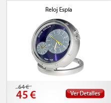 Reloj Espía