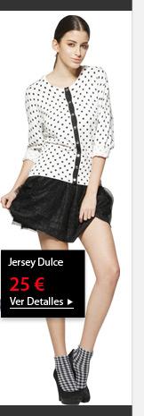 Jersey Dulce
