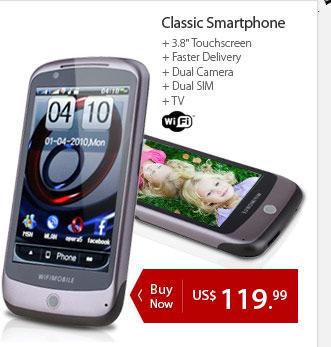 Classic Smartphone