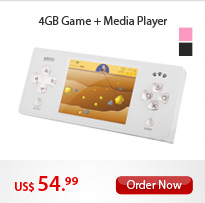 4GB Game + Media Player