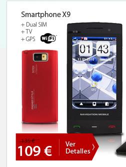 Smartphone X9