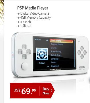 PSP Media Player
